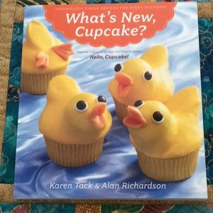 Cookbook. What's New, Cupcake?